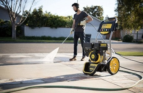 Gas Powerwasher