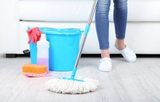 How to Mop with Spin or Steam