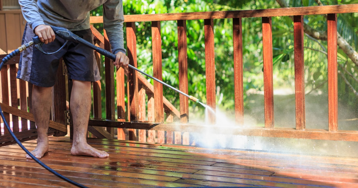 The Best Pressure Washers of 2019 - Reviews and Buying Guide