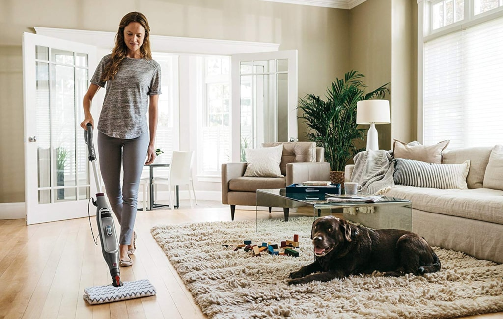 The Shark Genius Steam Mop - Our 2019 Review