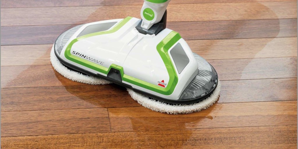 The Bissell Spinwave Spin Mop Cleanup Expert S 2020 Review
