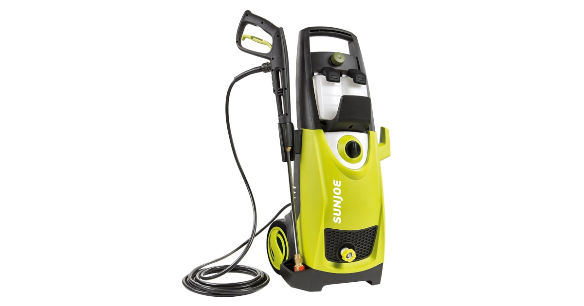 The Sun Joe Spx3000 Electric Pressure Washer Our