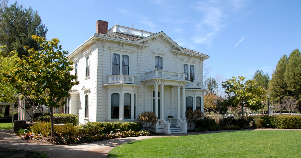 About Rengstorff House, the Oldest Home in Mountain View, CA