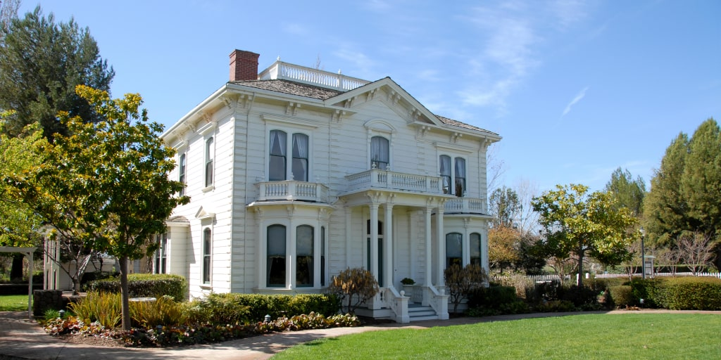 Discover Rengstorff House, a historic gem in Mountain View, CA
