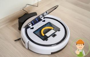 Vacuum Сleaning Robot
