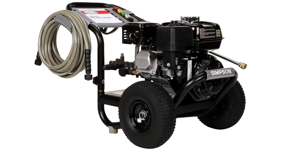 Simpson Cleaning Ps3228 Gas Pressure Washer Our 2019 Review