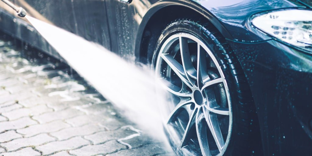 How to Clean a Car With a Pressure Washer - Our Safe & Simple Guide