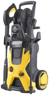 Karcher powerful electric unit