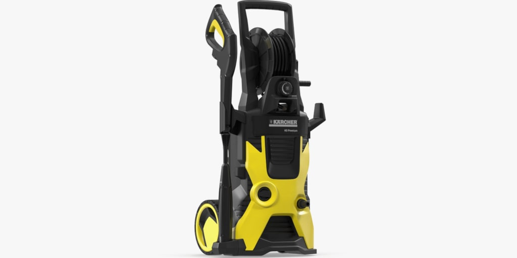 Karcher K5 Premium - Electric Pressure Washer Detailed Review 2019