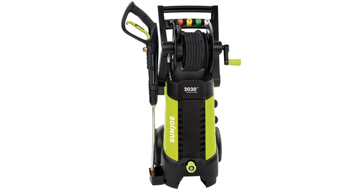 Sun Joe Spx3001 Electric Pressure Washer Review Should
