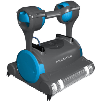 2019 Review The Dolphin Premier Robotic Pool Cleaner