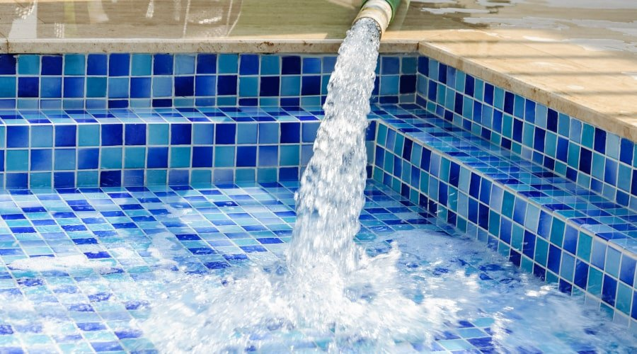 Refill Your Pool Water