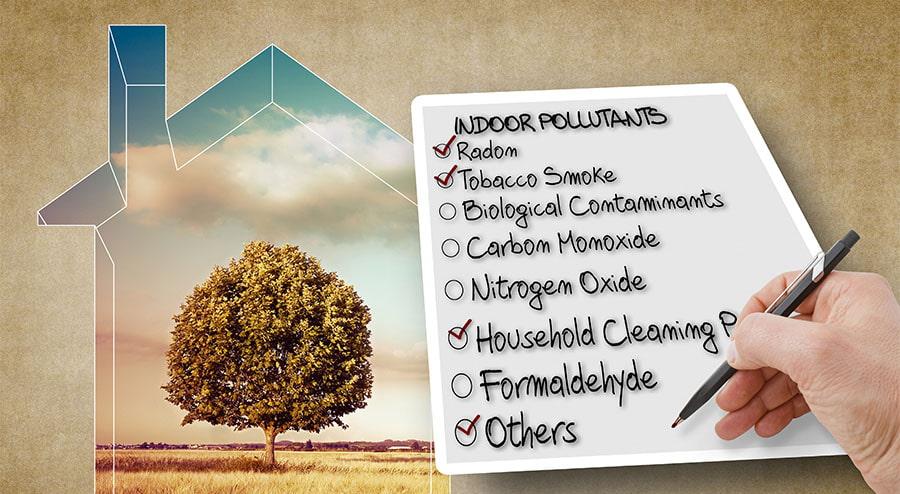 Chemical Air Pollutants