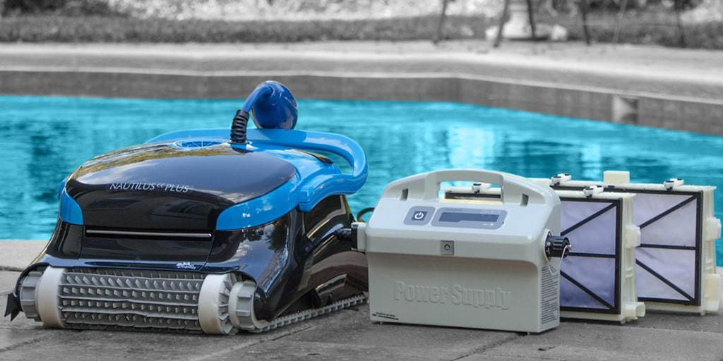 The Dolphin Nautilus CC Plus Robotic Pool Cleaner - Our 2019 Review