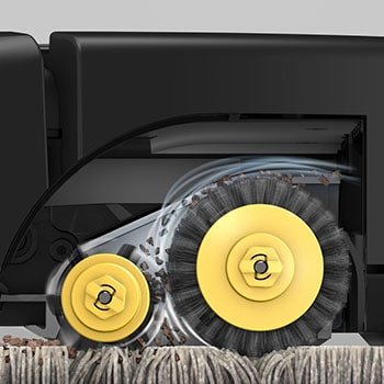 Model Roomba 980 is better at carpet cleaning