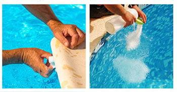 You need CYA for your pool