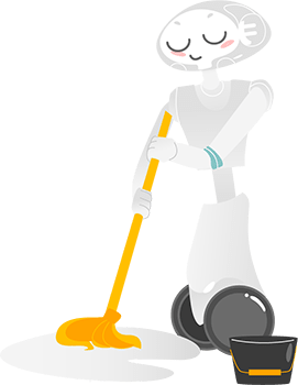 Convenience is the reason for purchasing robot mops