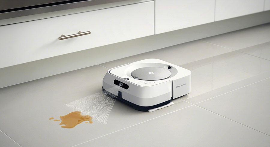 Robotic Mop