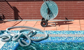 You should match the size of your pool to the amount of hose sections purchased