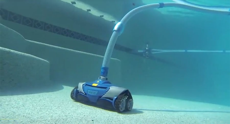 Top-rated suction pool cleaner