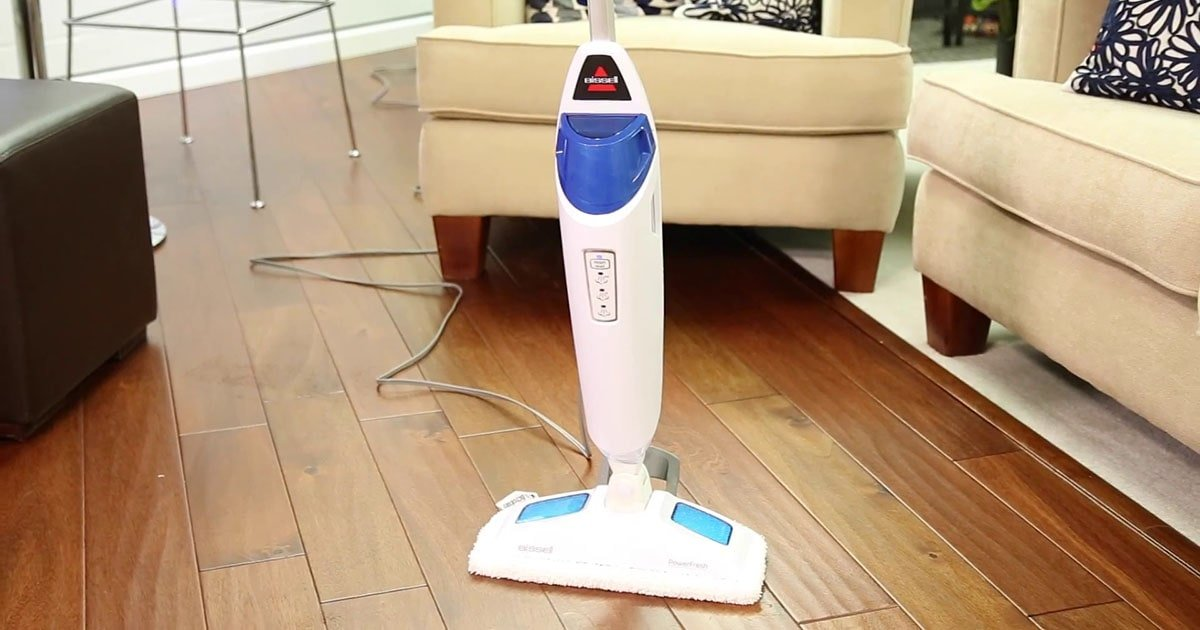 The BISSELL PowerFresh Steam Mop - Our 2021 Review