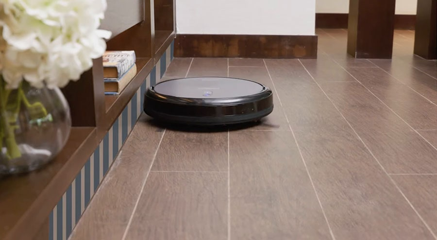 The DEEBOT N79S is an affordable model of a robotic vacuum.