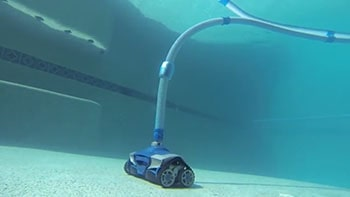 For the tech lover who can invest a little more and wants to enjoy their pool more than they clean it, a pool robot can be a saving grace.
