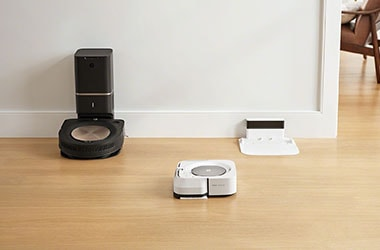 The most advanced robotic vacuums can integrate with robotic mops to provide a much better cleaning solution.