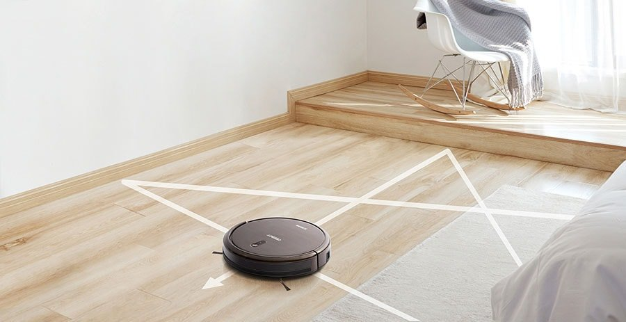 Navigation is the important feature of the robotic vacuums.