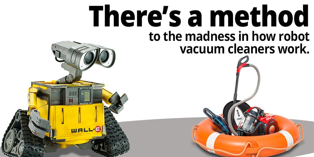 How Does a Robotic Vacuum Work to Clean Your Floors?