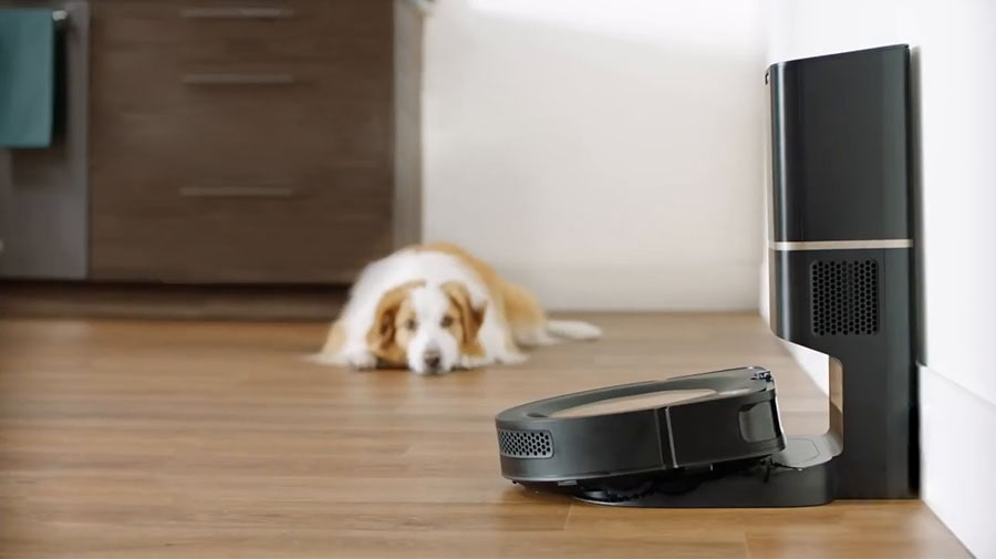 Roomba s9+ is the new generation of robot vacuums from iRobot.