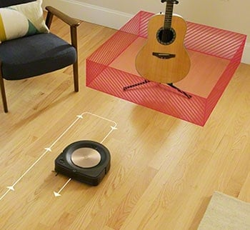 In mid-2019 the iRobot rolled out Keep Out Zones as updated to the software.