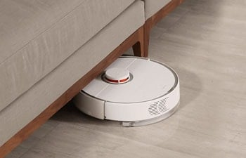 The S5 is taller than some other robot vacuums and may not be able to clean certain areas.