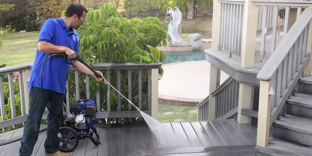 The Duromax XP3100PWT Gas Pressure Washer - Our 2019 Review