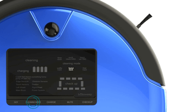 PetHair Plus has 3 cleaning modes available.