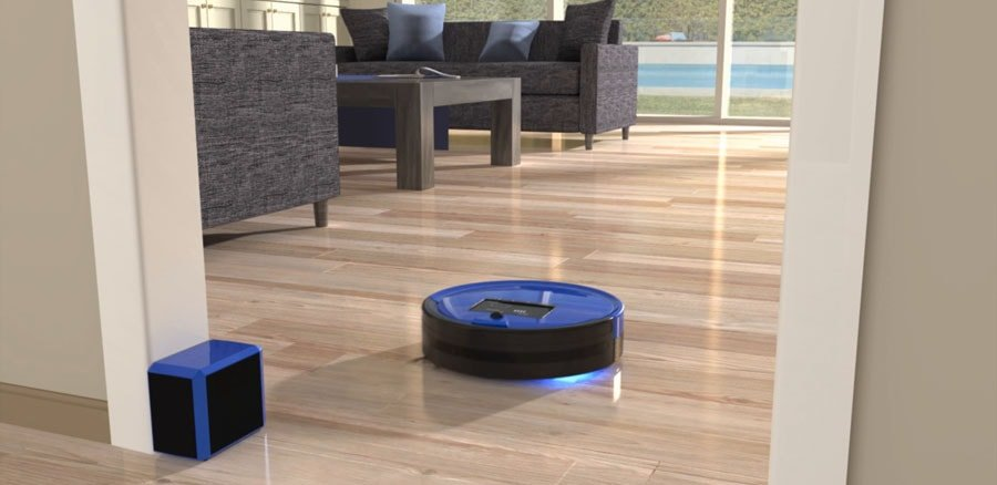 PetHair Plus from bObsweep is an advanced model of robotic vacuum and mop that supports virtual walls.