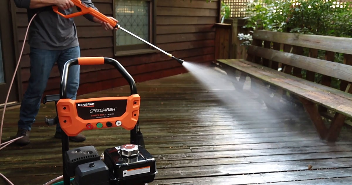 Best Gas Pressure Washers of 2021 - Reviews and Engine Comparisons
