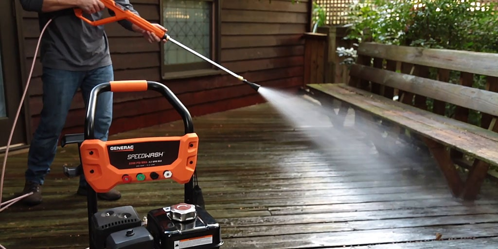 Best Gas Pressure Washers of 2020 - Reviews and Engine Comparisons