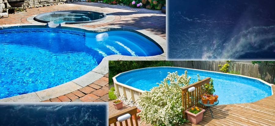 Type of your pool will affect your decision choice when purchasing a robotic pool cleaner.
