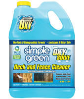 Simple Green - Deck + Fence Cleaner