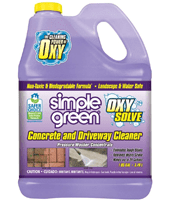 Simple Green - Concrete + Driveway Cleaner