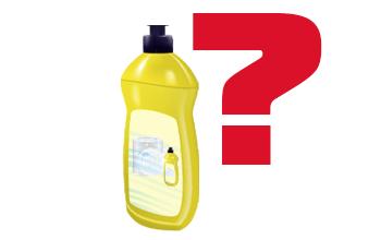 Dishwashing liquid?