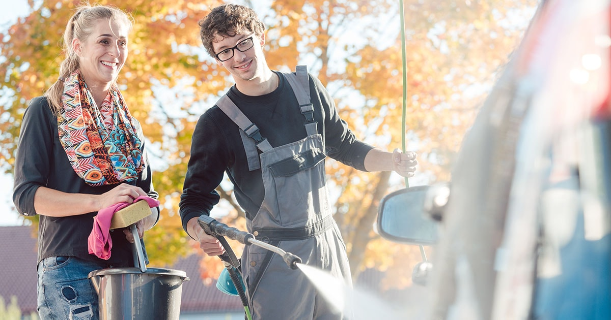 How Does A Pressure Washer Work? Our Guide To An Easier Life