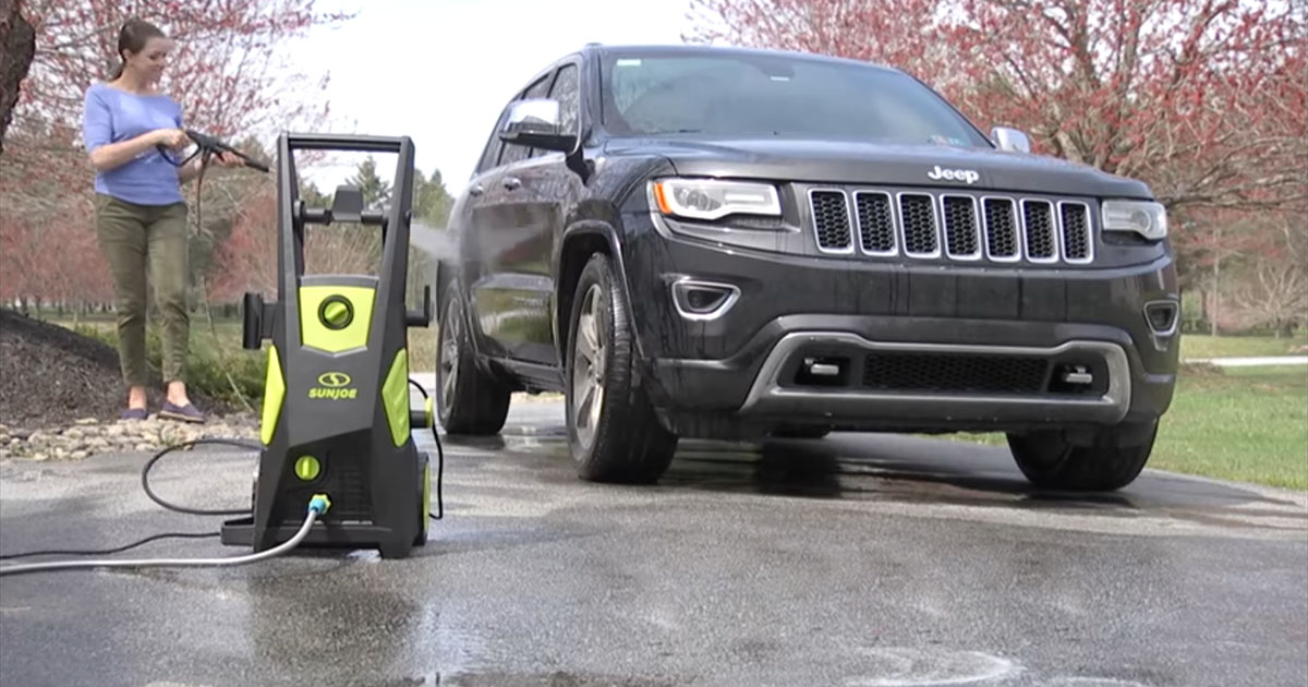 Sun Joe SPX3500 Electric Pressure Washer: 2020 Review