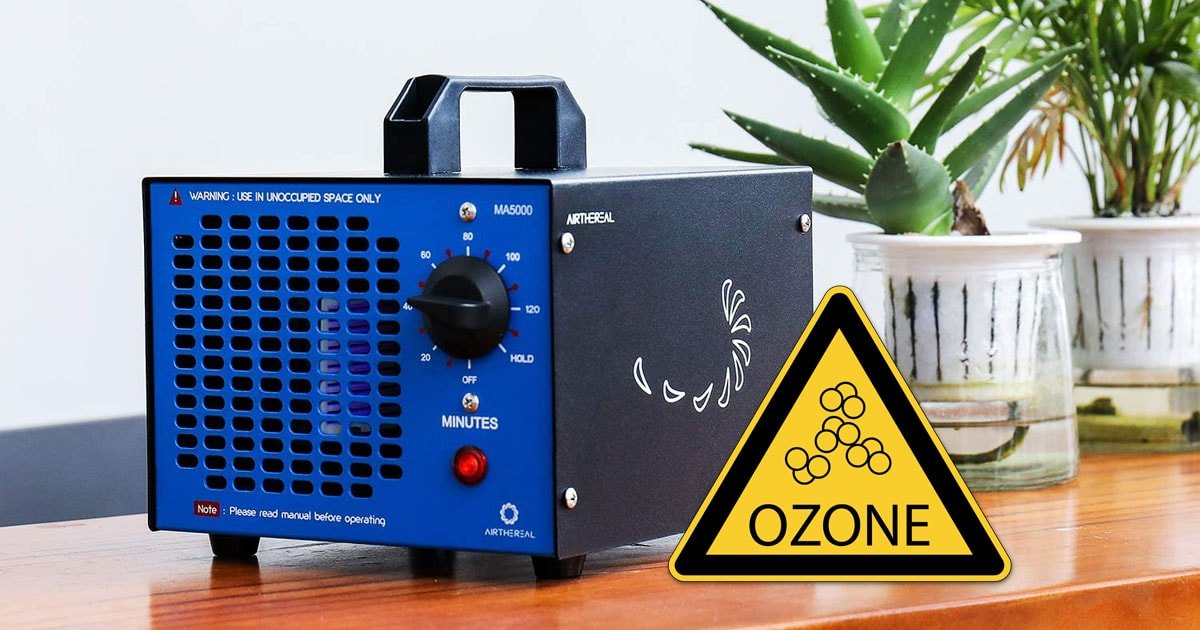 Ozone Air Purifiers: Are They Dangerous?