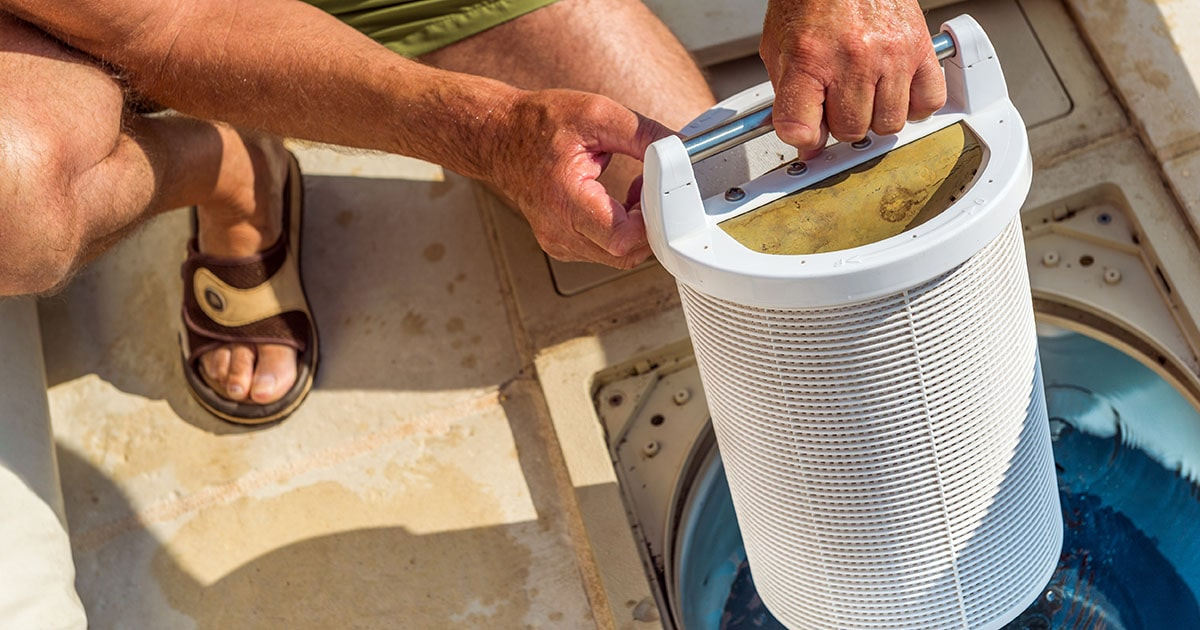 How Do You Know When to Clean or Replace Pool Filter Cartridges?